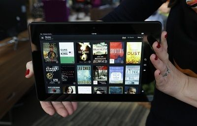 app kindle fire