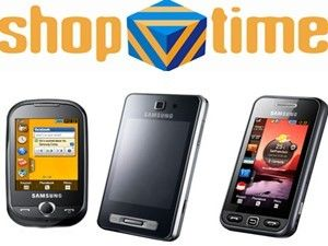 shoptime celulares