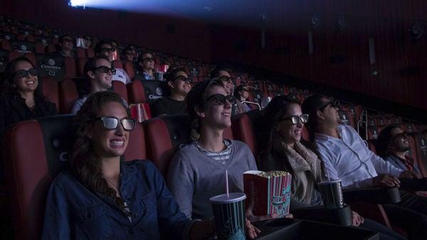 Cinemex 4D