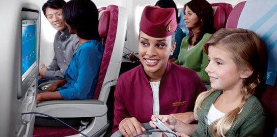 Cupones de descuento Qatar Airways