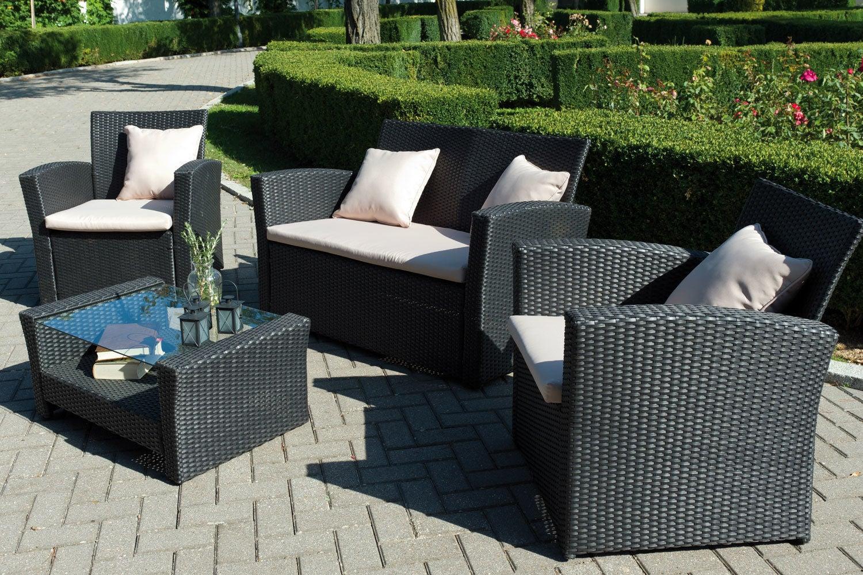 Descubre los mejores muebles de jard n en carrefour for Sillas jardin carrefour