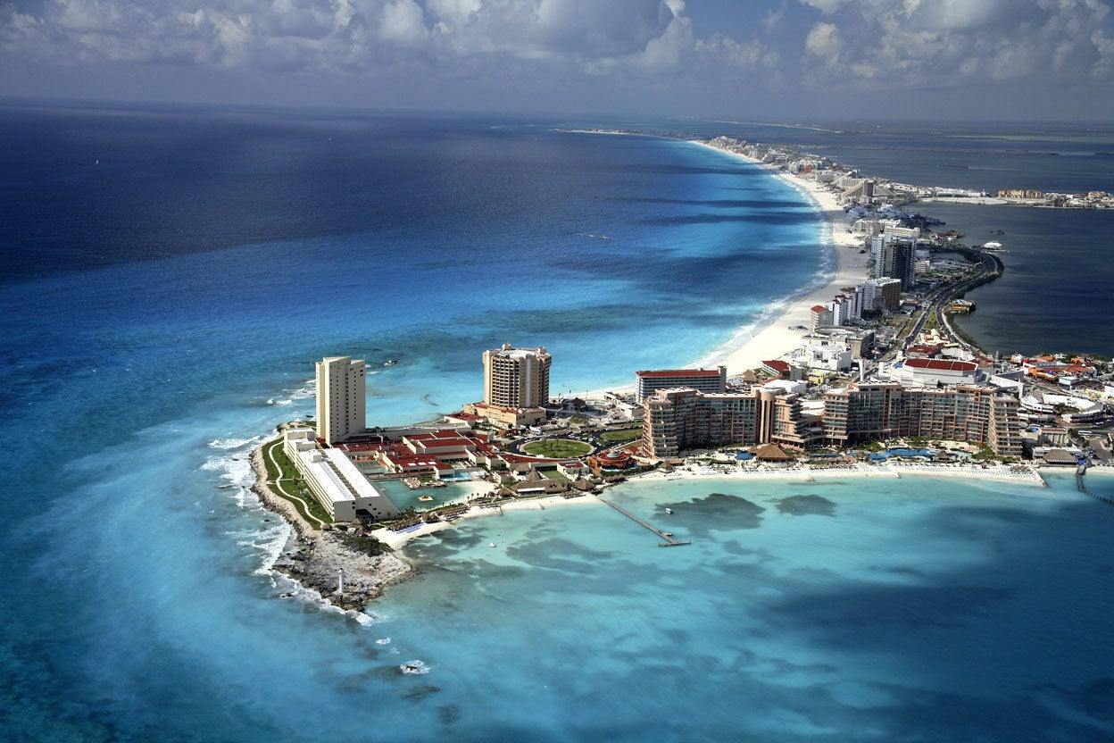 promociones cancun fiesta americana