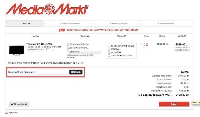 Media Markt promocja - jak wykorzystać?