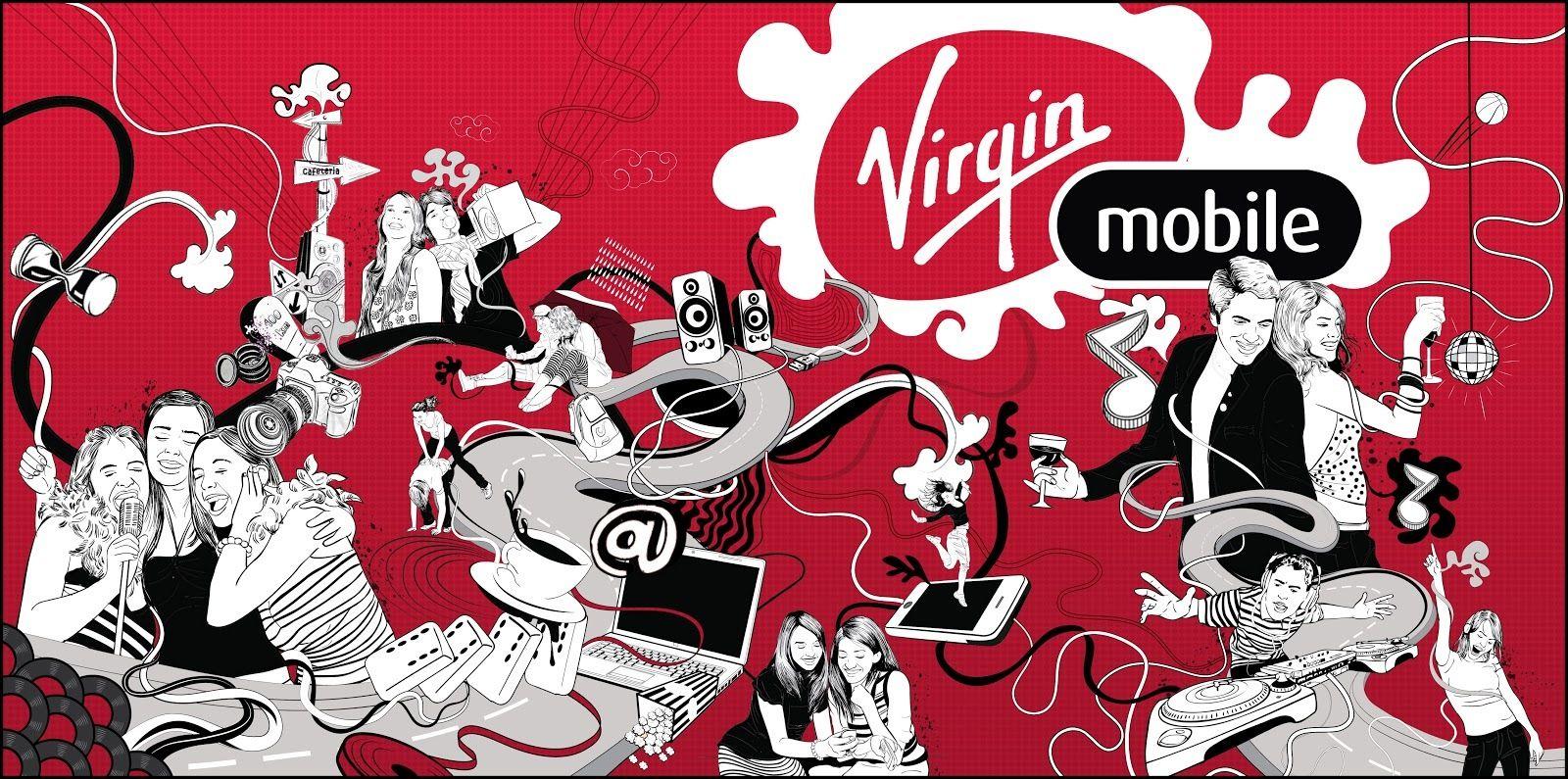 Virgin Mobile kupony rabatowe Komputerswiat