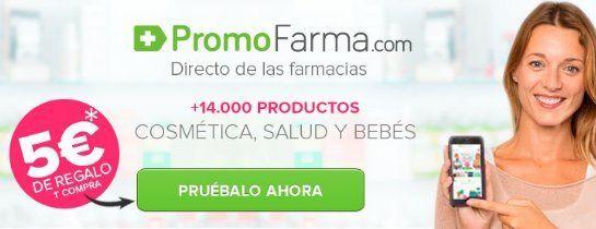 codigo promocional promofarma