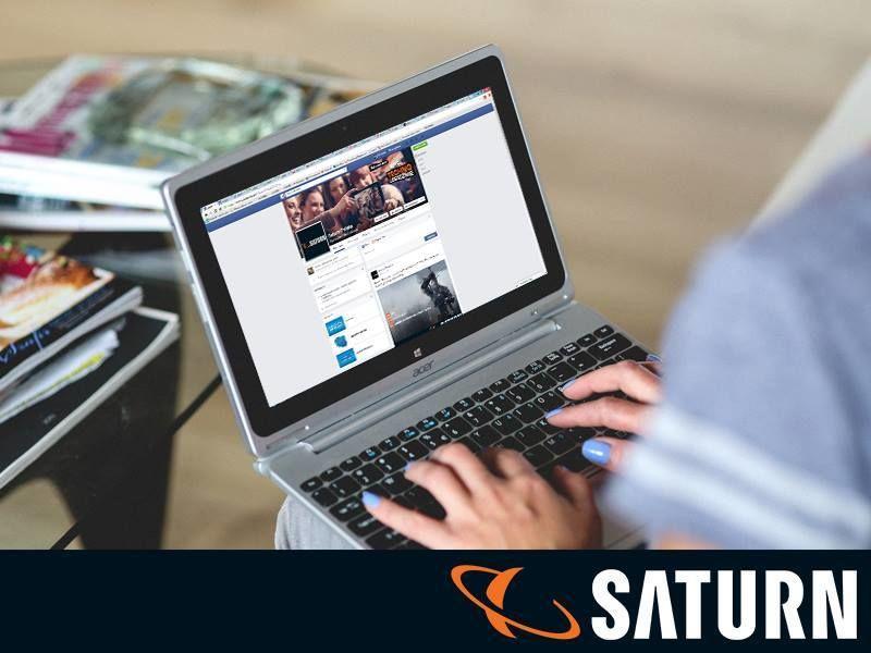 Saturn promocje RTV na Newsweek