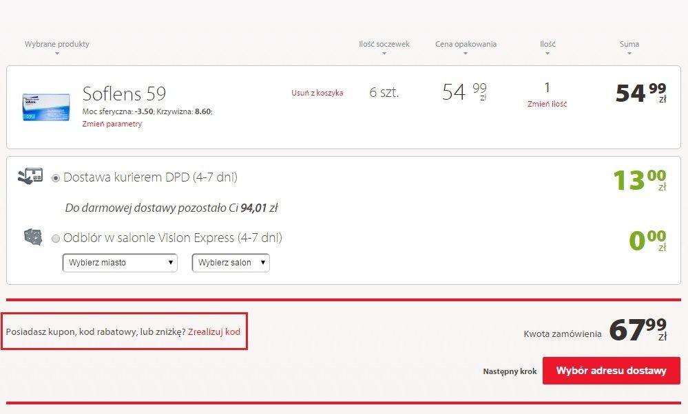 Jak wykorzystać Vision Express promocje? Newsweek.pl