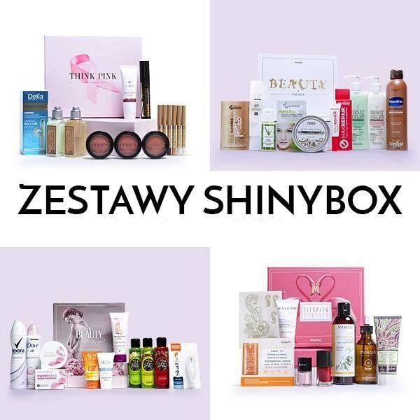 ShinyBox Kod rabatowy