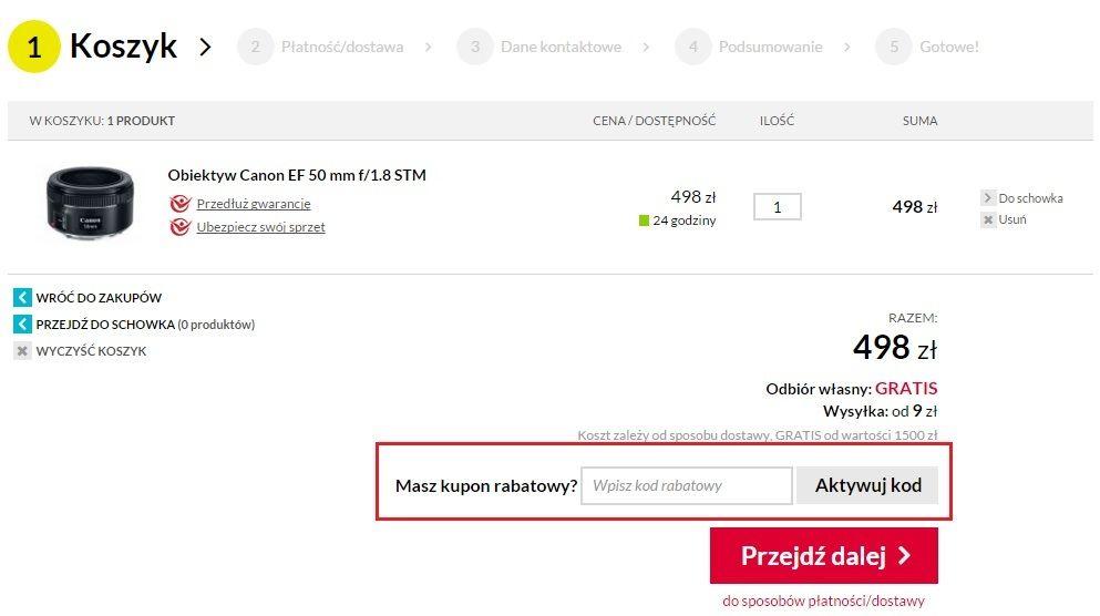 Cyfrowe.pl kod rabatowy - jak wykorzystać?