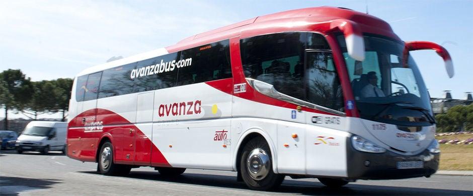 codigo promocional Avanzabus
