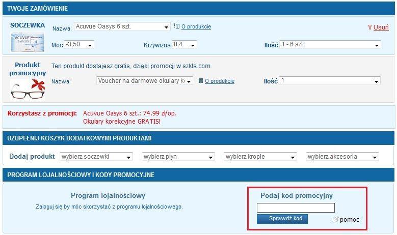 Szkla.com kod rabatowy