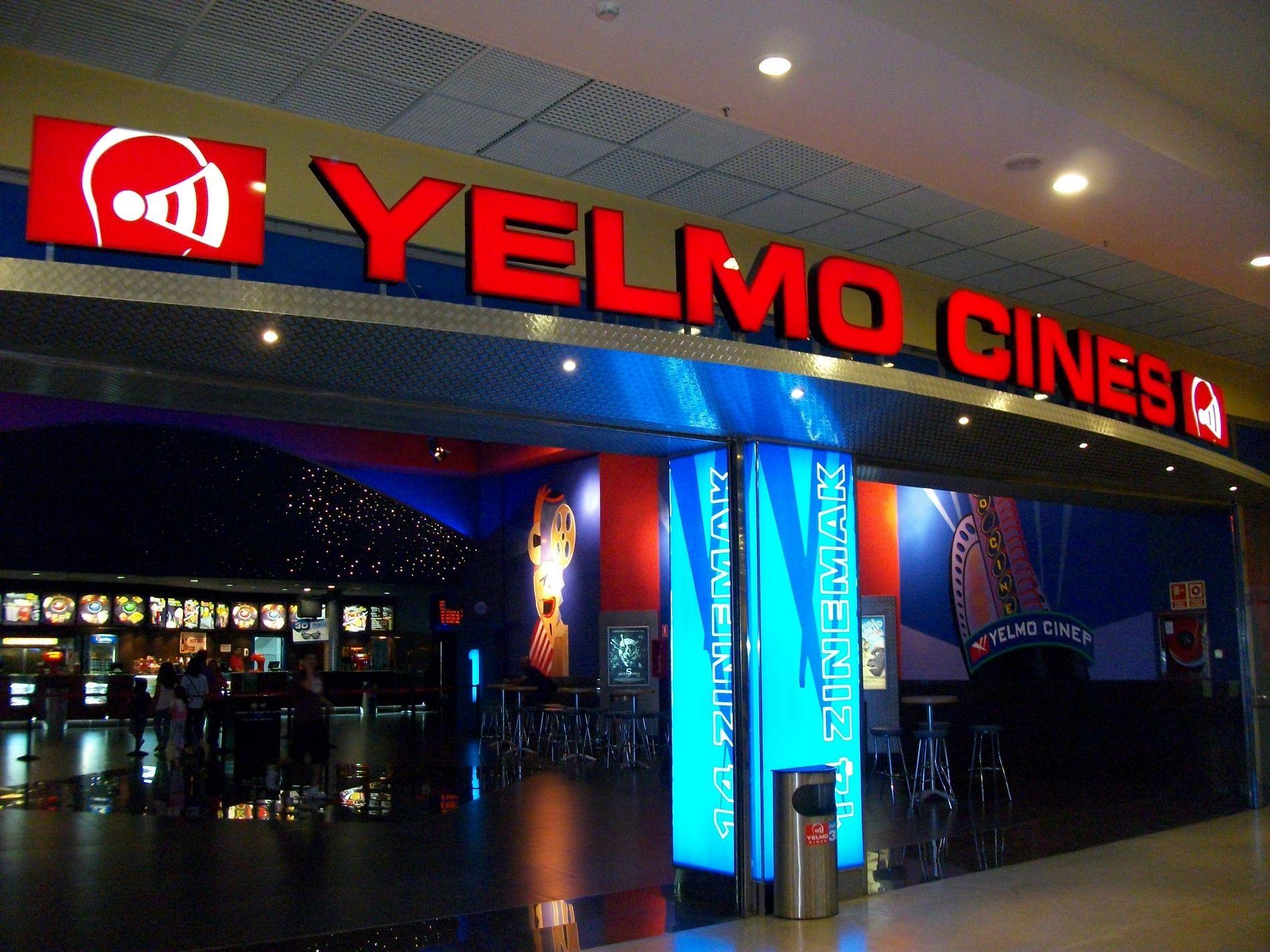 Cupon descuento Yelmo Cines