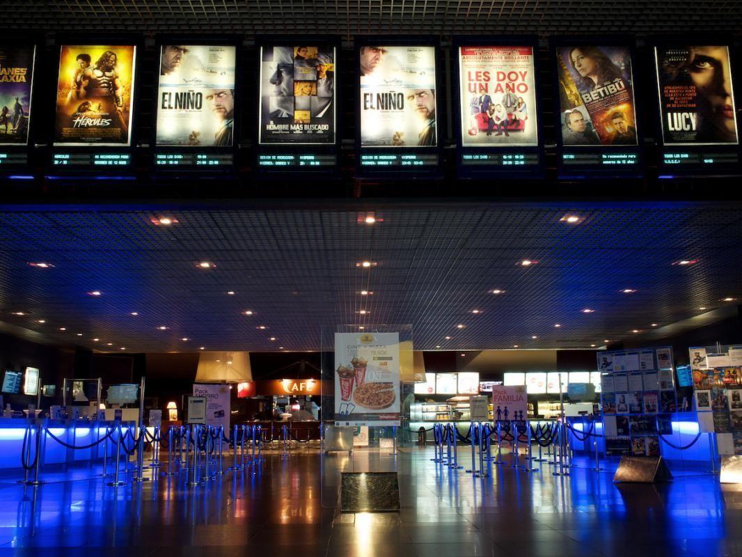 Menos con c digo promocional cinesa en agosto for Cines arenys precios
