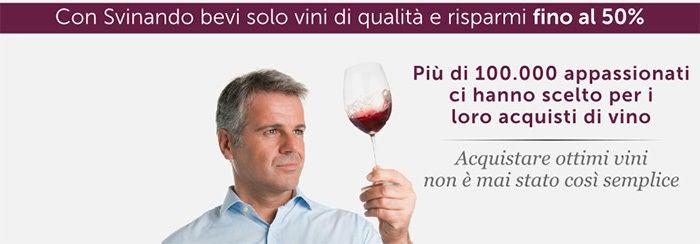 Codice Sconto Svinando Acquisto Vini Sconti.com