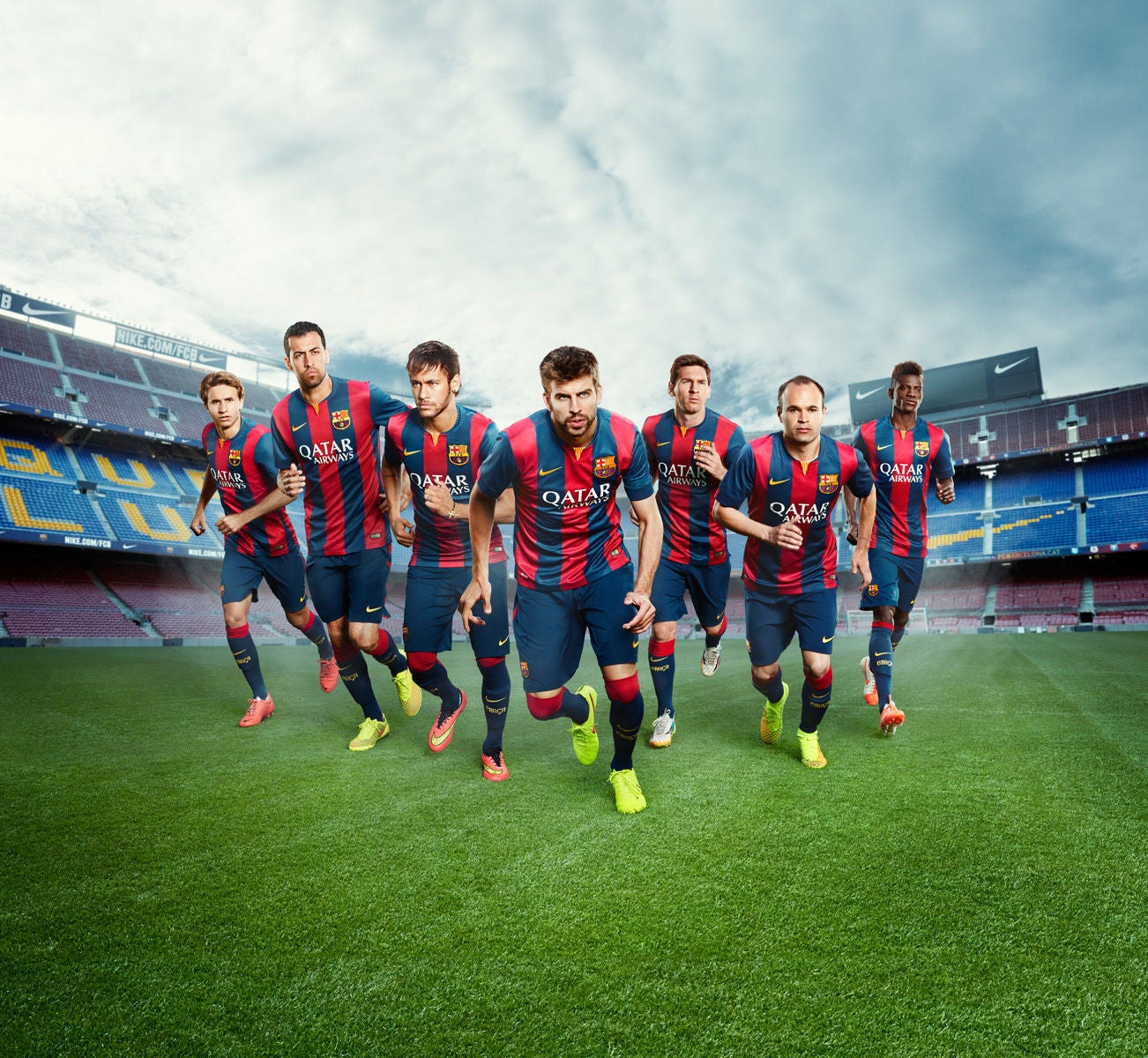 <strong>Nike FC Barcelona</strong>