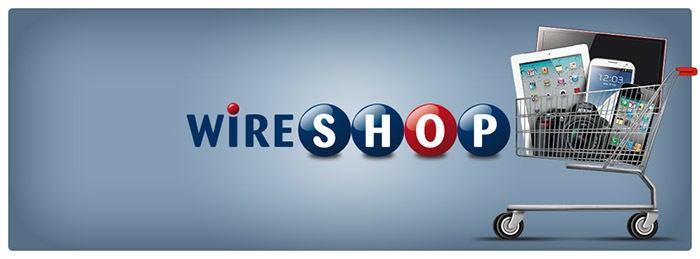 Codice Sconto Wireshop Logo Sconti.com