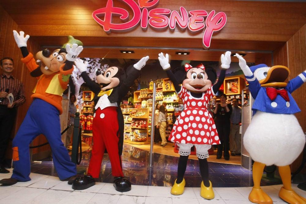 codigo promocional disney store