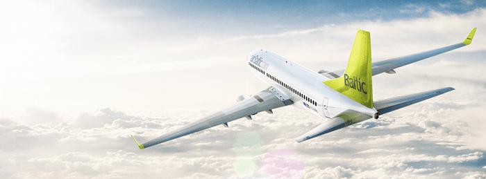 airBaltic promocja