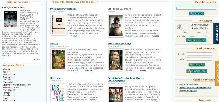 Dobre-Ksiazki.com.pl promocje