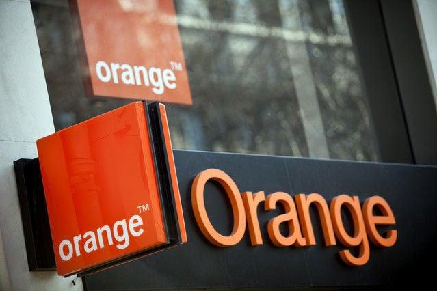 Codigo promocional orange