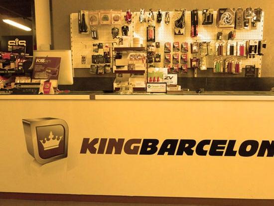 codigo descuento king barcelona