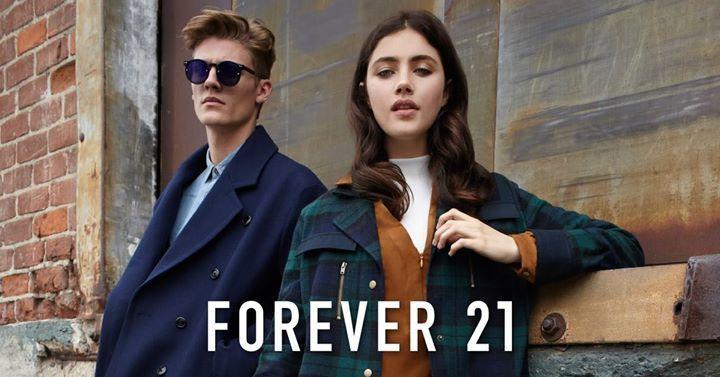 Cupones de descuento Forever 21