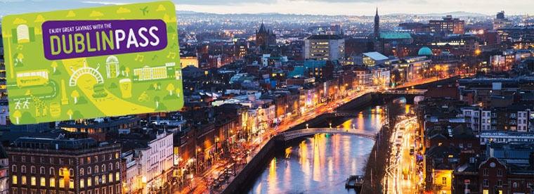 codigo descuento Dublin pass