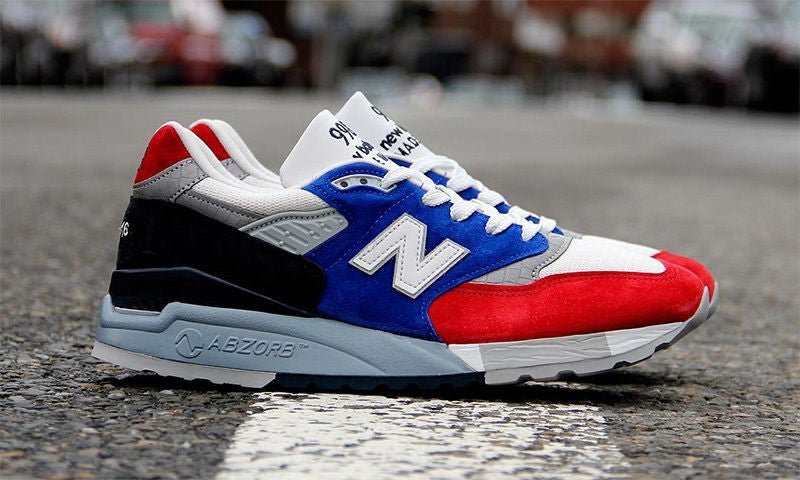 new balance descuento