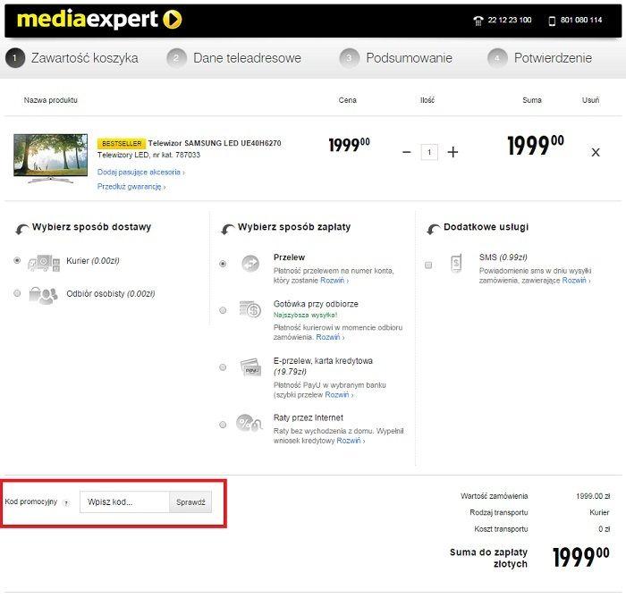 Media Expert oferta na Fakt.pl