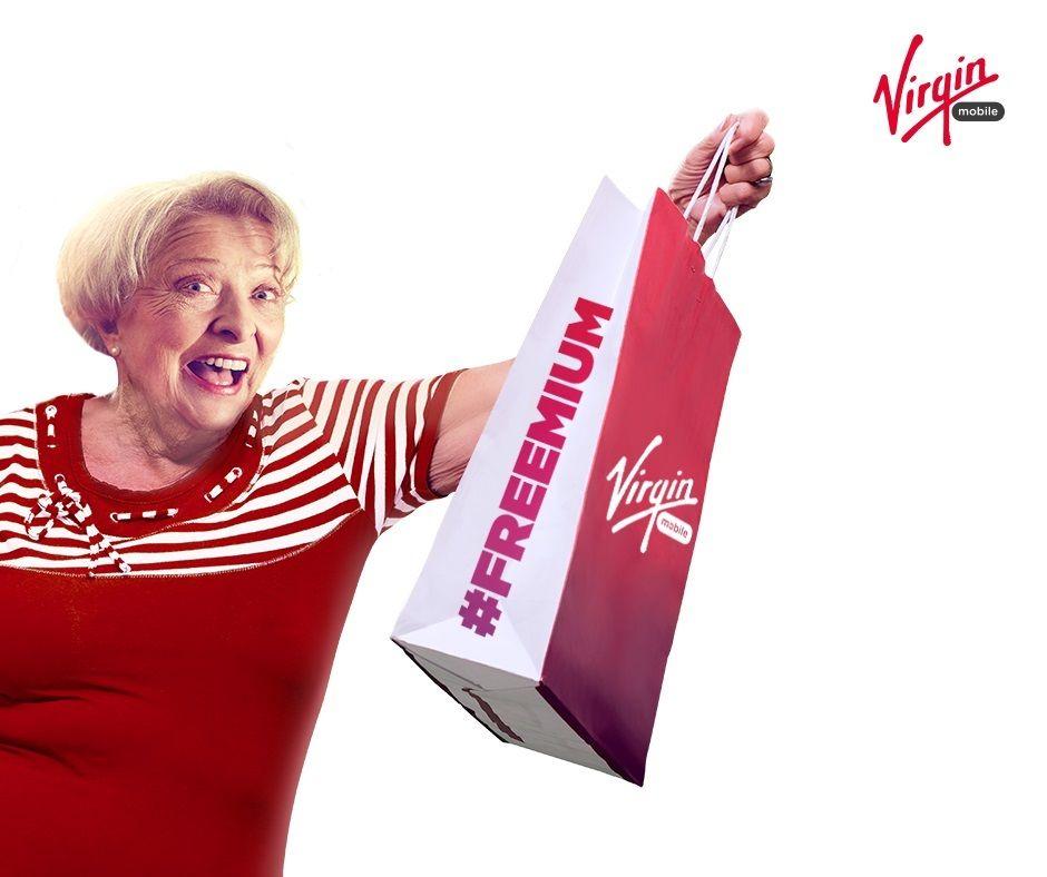 Virgin Mobile oferta na nielimitowany pakiet Fakt