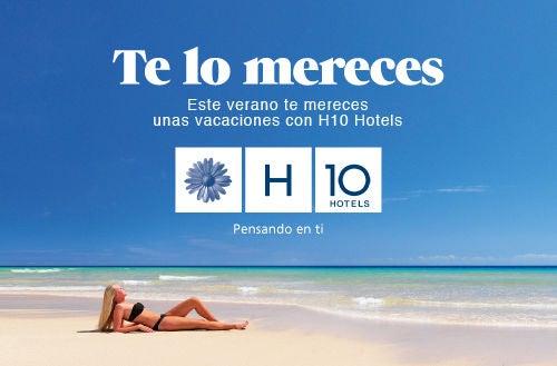 Código Descuento H10 Hotels