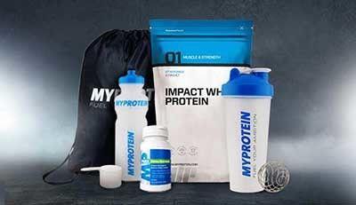 Codigo descuento MyProtein