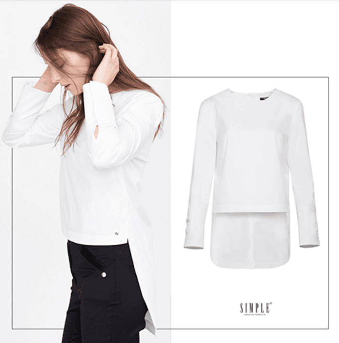 Simple promocje moda damska
