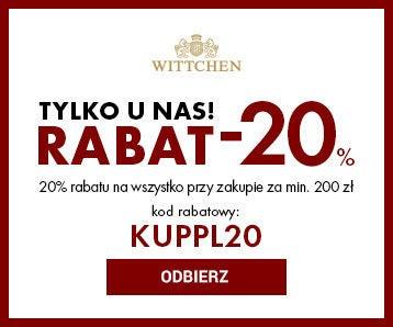 Wittchen kod promocyjny