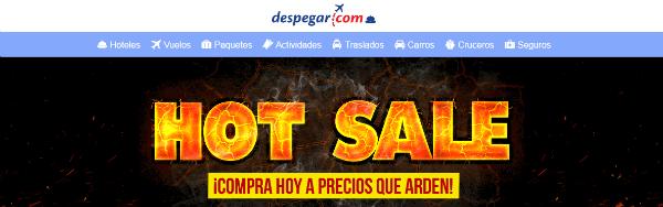 Hot Sale Despegar