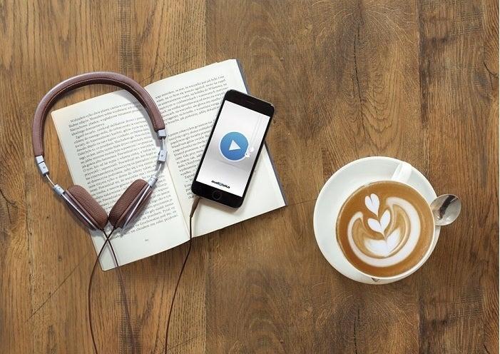 Audioteka kod promocyjny audiobook Komputerswiat