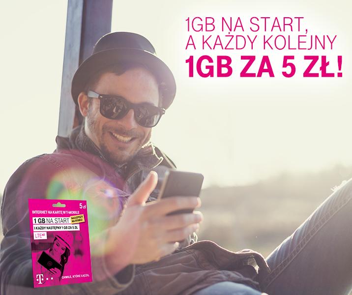 T-mobile promocje na Fakt