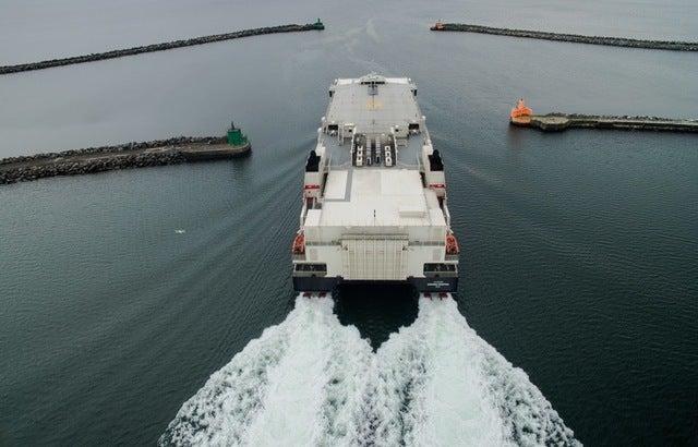 cupón descuento Direct Ferries