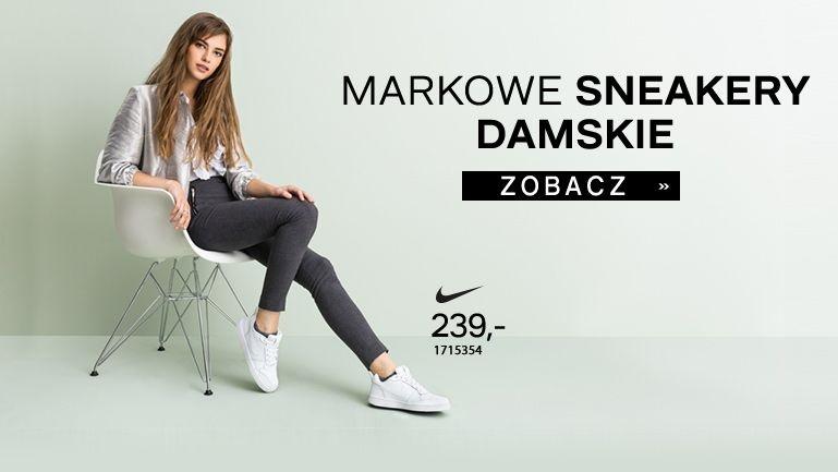 Deichmann promocje sneakersy fakt
