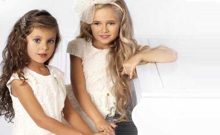 Wójcik kodyrabatowe sukienki dla dziewczynek fakt