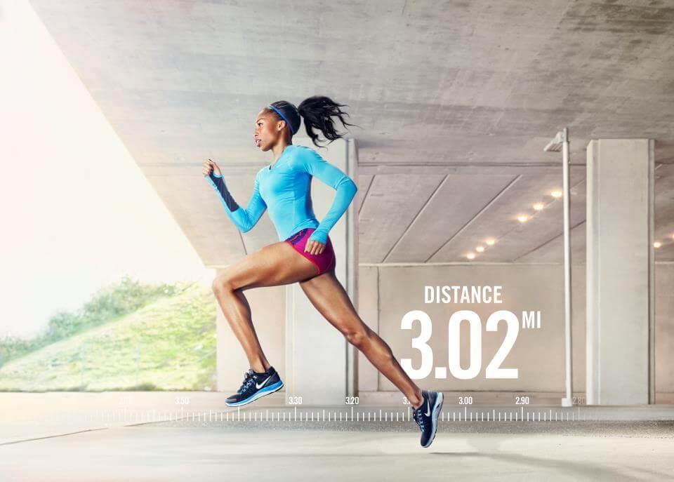 Nike promocje na obuwie sportowe Fakt