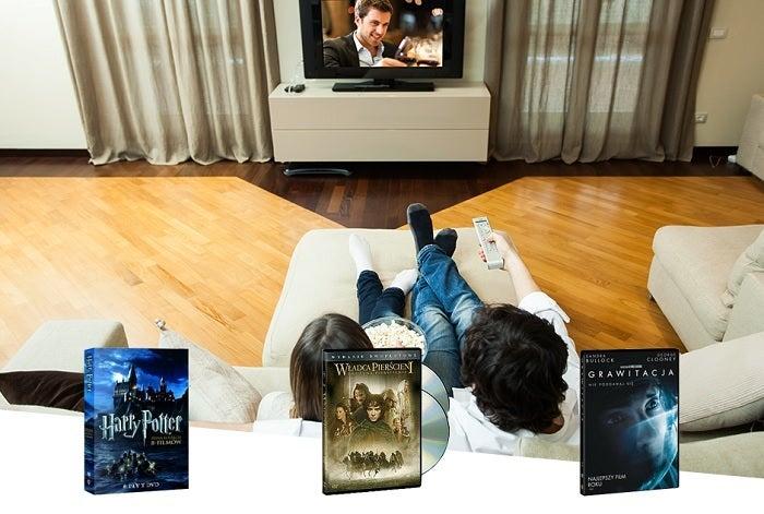 Kupon promocyjny Merlin filmy Komputerswiat
