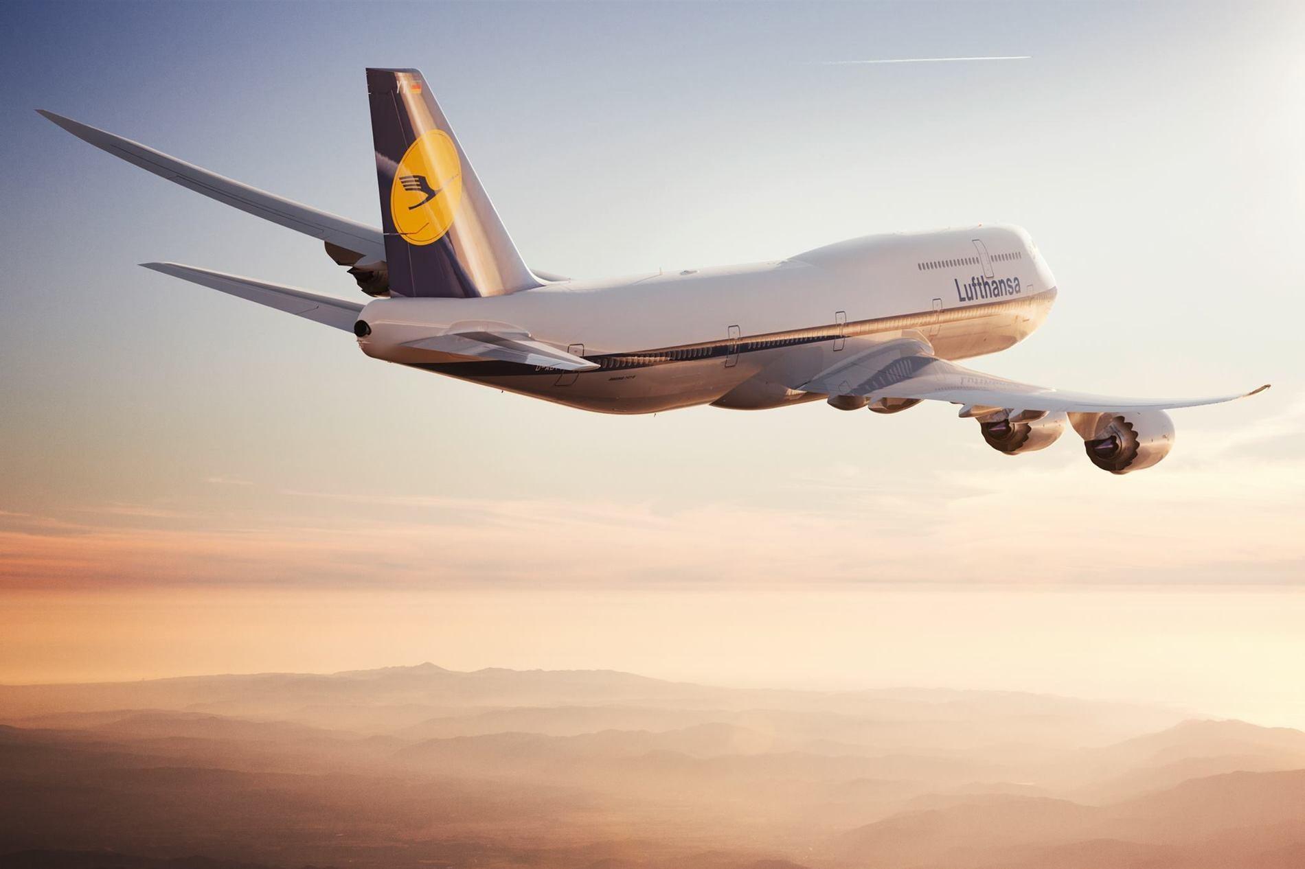 Lufthansa promocje Fakt