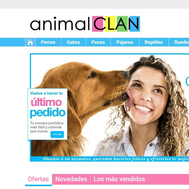 vale descuento animal clan