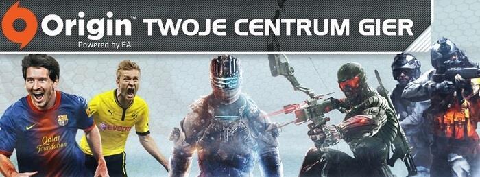Origin promocje na najlepsze gry kupon pl