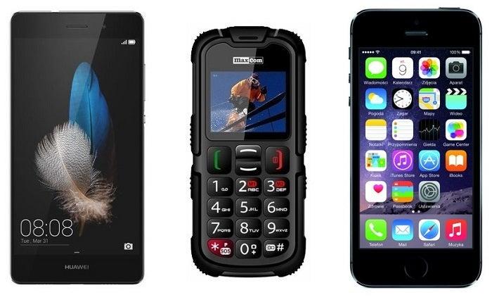 Media Markt telefony smartfony Komputerswiat