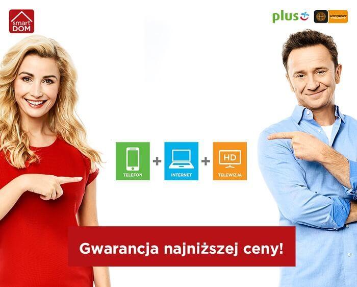 Kupon rabatowy Plus smartDOM Komputerswiat