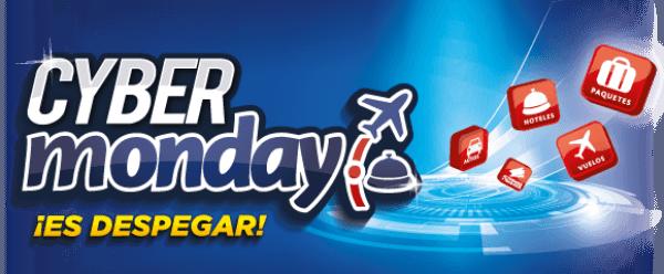 Promociones Cyber Monday Despegar