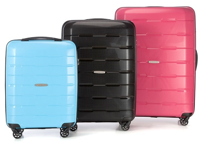 WITTCHEN walizki na Newsweek