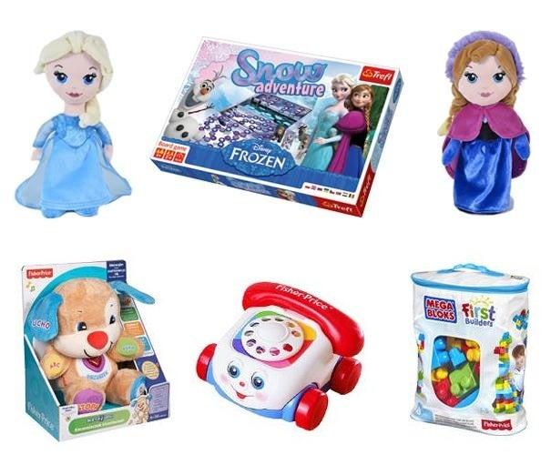 Kody rabatowe 5-10-15 Dzień Dziecka zabawki na Newsweek